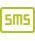 Ovládání pomocí SMS