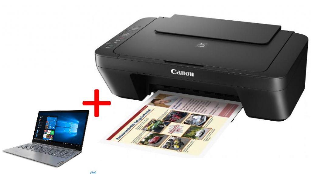 K tiskárně Canon pracovní notebook Thinkbook 15